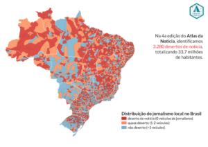 News Industry New Desert Brazil News Atlas 2021