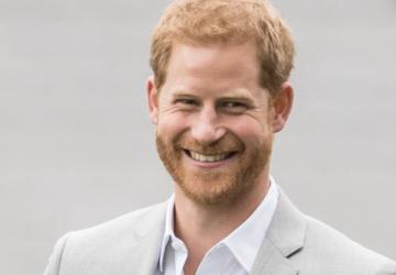 Príncipe Harry abraça luta contra desinformação