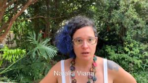 Entidades lançam site com live ininterrupta em apoio a Maria Ressa
