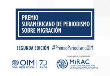 Prêmio Sulamericano de Jornalismo sobre imigração abre inscrições