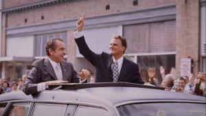 Documentário mostra a vida do evangelista Billy Graham