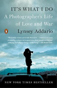 Uma lista de livros de correspondentes estrangeiros em países em guerra