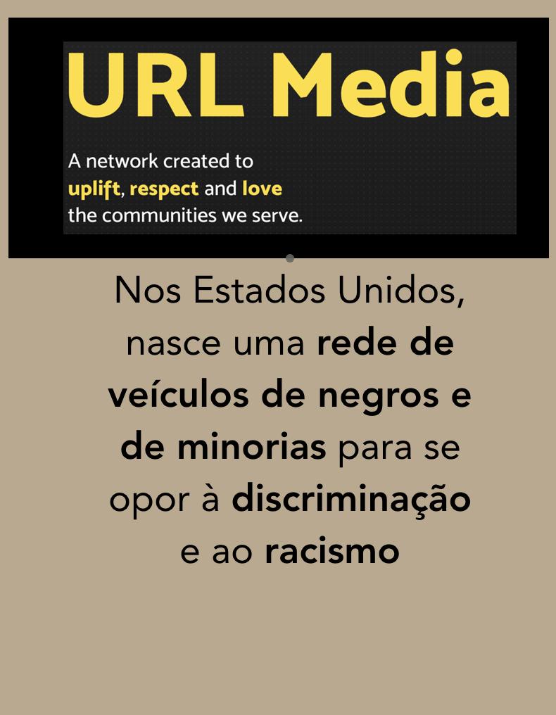 URL Media racismo diversidade MediaTalks