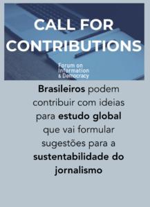 sustentabilidade jornalismo